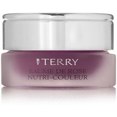 By Terry Baume De Rose Nutri-Couleur - Fig Fiction ($39) ❤ liked on Polyvore featuring makeup and purple