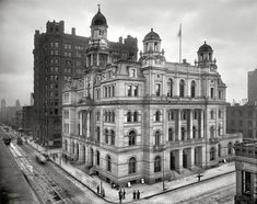 minneapolis city hall -1906