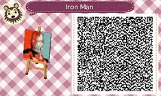 Easily one of the best parts about the new Animal Crossing game is the ability to share your custom designs as QR codes. And it even saves them as c. Animal Crossing Pattern - Gettin' Jiggy With It Acnl Pfade, Acnl Art, Acnl Qr Code Sol, Animal Crossing Qr Codes, Acnl Paths, Dream Code, Motif Acnl, Ac New Leaf, Brick Path