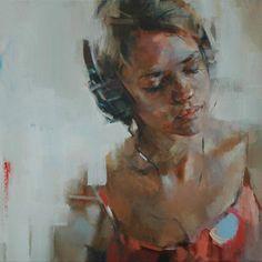 "artist: Shaun Ferguson, ""Spheres"" -acrylic on canvas"