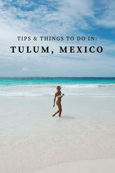 Guide to Tulum, Mexico | Sun Meets Moon - Tulum - Travel Guide - Tips - Things to Do - Beach - Tropical - Caribbean - Photography - Travel Blogger - Travel Inspiration