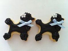 Poodle Cookies