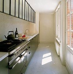 Architect Visit: Vincent Van Duysen Kitchens