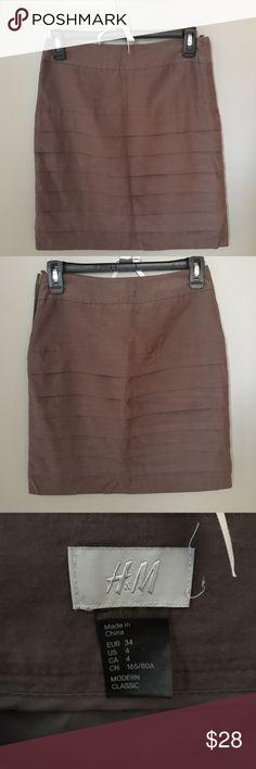 Dress skirt from H&M Business attire dress skirt from H&M H&M Skirts Pencil