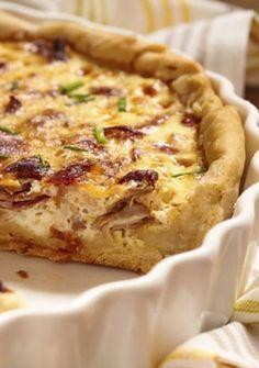 Zwiebelkuchen mit Quark-Öl-Teig: http://www.gofeminin.de/kochen-backen/zwiebelkuchen-rezept-s1537856.html  #zwiebelkuchen