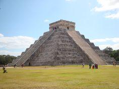 Chichen Itza en Yucatán