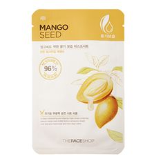 The Face Shop Mango Seed Mask can't wait to try this. Skincare Packaging, Tea Packaging, Cosmetic Packaging, Packaging Design, Branding Design, Packaging Ideas, Medicine Packaging, Visual Communication Design, Makeup Package