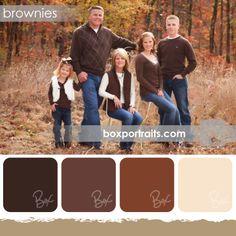 64 Best Family Portrait Color Schemes Ideas Images On Pinterest