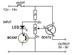 This is speaker protection circuit, can prevent the
