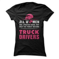 Truck Driver Shirt T Shirts, Hoodies, Sweatshirts - #crewneck sweatshirts #free t shirt. BUY NOW => https://www.sunfrog.com/LifeStyle/Truck-Driver-Shirt-Ladies.html?60505