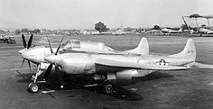 Picture of the Lockheed XP-58 Chain Lightning