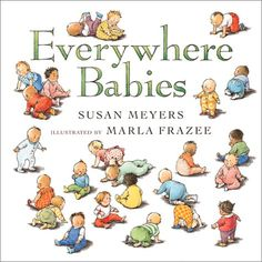 Most advice about baby must haves leave out one very important person: the dad-to-be. These essential baby products make perfect gifts for new dads! Toddler Books, Childrens Books, Great Books, My Books, Library Books, Marla Frazee, Board Books For Babies, Kids Board, Preschool Class