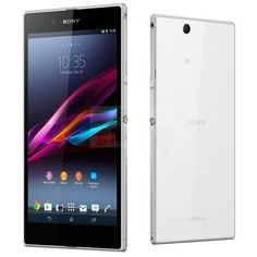Refurbished Original Sony Xperia Z Ultra / XL39h 16GB Mobile Phone(White)
