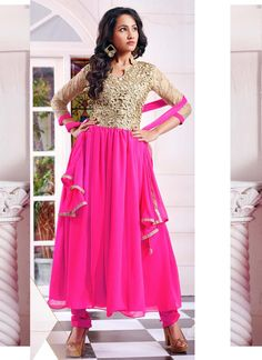Amazing Anarkali For Ethnic Collection (154D) Please visit below link http://www.satrani.com/search&filter_name=154d  For more queries,  email id: inquiry@satrani.com Contact no.: 09737746888(whats app available)