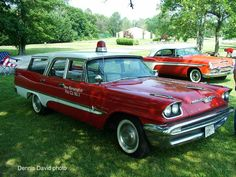 Desoto Fire Chiefs Car ★。☆。JpM ENTERTAINMENT ☆。★。