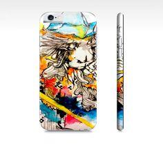 iPhone 6 case  Watercolor iPhone 6 case   by ArtOfPrincessM
