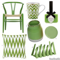 Color obsession of the week: Spring Green