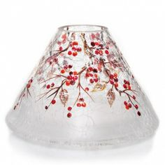 Iced Winter Berry : Jar Candle Shade : Yankee Candle   LOVE LOVE LOVE this!