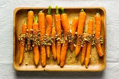 A way to let carrots play to their strengths.