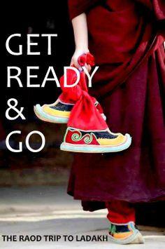 Get ready & go