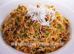 Tawa Pulao - Maharashtrian Street Food by Sanjeev Kapoor