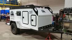 Post pics of production teardops and small hard sided campers - no home builds. - Page 4 - Expedition Portal Slide In Camper, Off Road Camper Trailer, Mini Camper, Camper Caravan, Truck Camper, Camper Trailers, Offroad Camper, Trailer Plans, Trailer Build