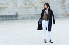 Street Style - street chic - monstylpin #streetstyle #fashion #streetchic #outfit