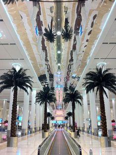 Dubai Airport...definitely on my list of places to go! #dubai #uae