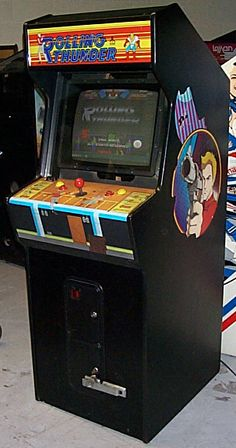 Indiana Jones and the Temple of Doom arcade machine   Arcadia ...