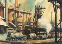 1stdibs | Kinley Shogren - Blast Furnace