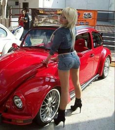 3608 best Pin up aircooled ♠ images Ferdinand Porsche, German Look, Combi Ww, Sexy Autos, Kdf Wagen, Hot Vw, Bus Girl, Chevy, Vw Vintage