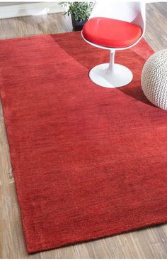 Keno ACR167 Red Rug