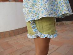 la inglesita ruffled shorts | Flickr: Intercambio de fotos