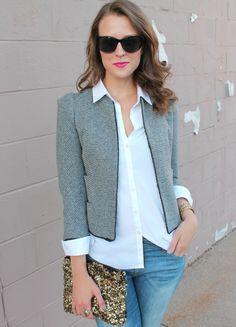 Denim   Tweed  Penny Pincher Fashion