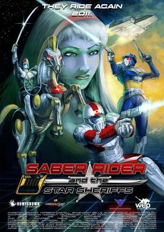 Saber Rider & The Star Sheriffs