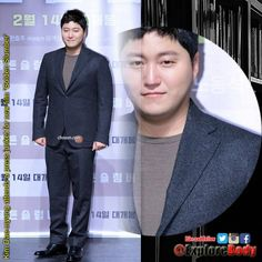 Kim Dae-myung attends a press junket for new film 'Golden Slumber' FOLLOW US @ExploreBody #ExploreBody #Hallyu #Korea #Drama #KDrama #Kpop #UFC220 #Bellator192 #TellMe5thWin #TroyeOnSNL https://t.co/FXdrg80CgF