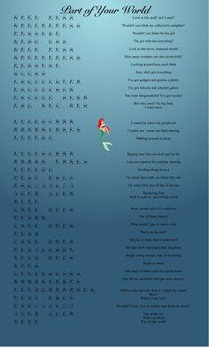 Part of Your World 6 Hole Ocarina tab by jessekruz on DeviantArt Ocarina Tabs, Ocarina Music, Song Sheet, Sheet Music, Music Sheets, Music Tabs, Music Songs, Ocarina Instrument, Instruments