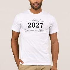 Graduation Class of 20XX T-Shirt Design T Shirt, Shirt Designs, T Shirts, Funny Tshirts, Breathe, Man Humor, Adulting, A Good Man, American Apparel