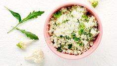 Helppo kukkakaaliriisi - K-ruoka