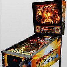 Indian Jones Pinball - Pinball Machine - UK