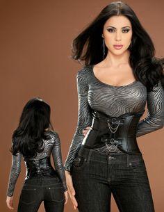 267c6ceaba Ursula Mayes - Escante Tesa corset 2011 Executive Fashion