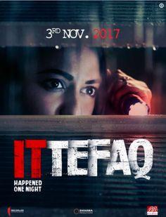Check out the Poster of Sidharth Malhotra, Sonakshi Sinha, Akshaye Khanna from 'Ittefaq | Bollywoodtalkin