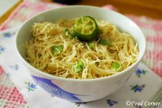 Fried Bee Hoon (rice noodles)