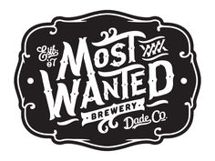 Most Wanted Brewery - Tron Burgundy
