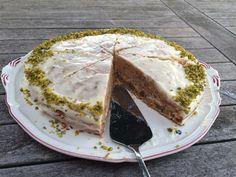 Karottenkuchen | Kuchen und Gebäck Rezept auf Kochrezepte.de von henniloves