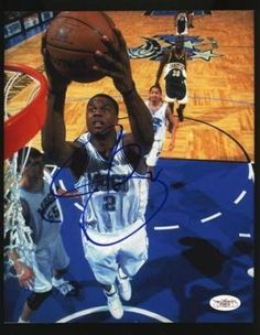 DESHAWN STEVENSON MAGIC SIGNED PHOTO JSA COA . $30.00. DESHAWN STEVENSONORLANDO MAGIC HAND SIGNED 8X10 PHOTO~JSA F08975 SIGNATURE IS AUTHENTICATED BY JAMES SPENCE AUTHENTICATION (JSA).CERTIFICATE OF AUTHENTICITY (COA) INCLUDED TO MATCH NUMBERED STICKER ON BACK OF ITEM. ITEM PICTURED IS ACTUAL ITEM RECEIVED GREAT AUTHENTIC COLLECTIBLE!