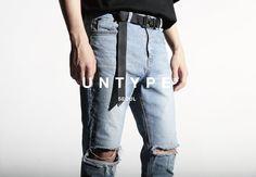 UNTYPE 17 S/F COLLECTION PART II ROPE BELT [SIZE FREE] [UNISEX] #패션 #디자이너 #브랜드 #커플 #신상 #제품 #모자 #벨트 #디자인 #스트릿 #17S/F #트렌드 #fashion #designer #brand #summer #product #new #design #belt #street #hiphop #highend