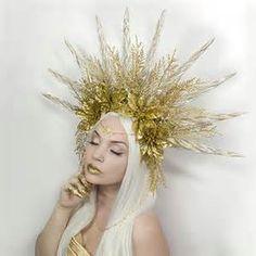 Sun Goddess Crown