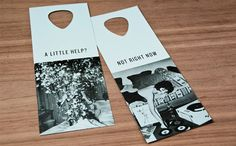Awesome Door Hanger Designs for Your Next Marketing Campaign ...