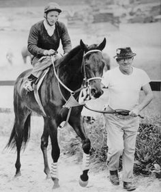 Carry Back winner of Kentucky Derby and Preakness